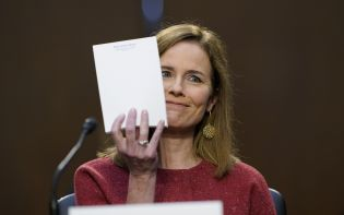 Amy Coney Barrett imponerte