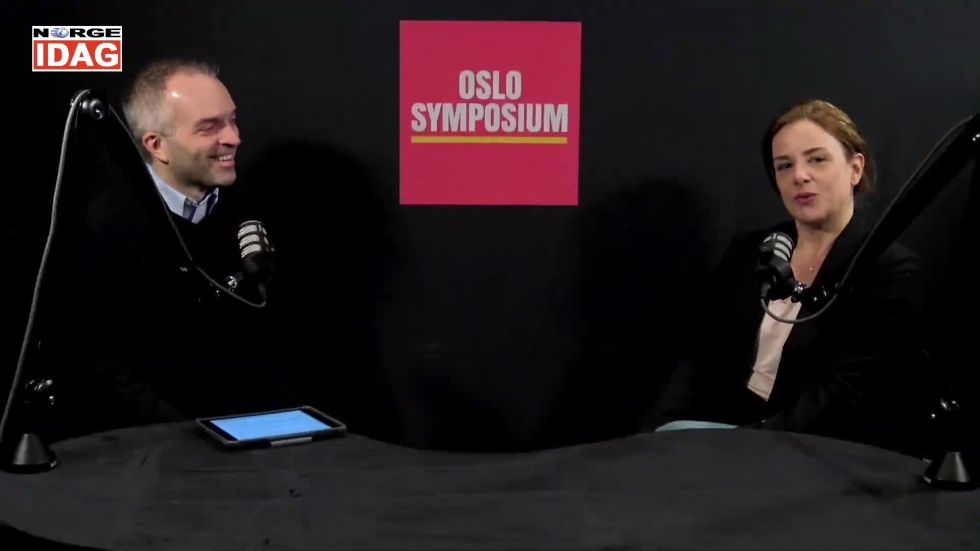 Oslo Symposium Podcast ep 3 Tania Michelet
