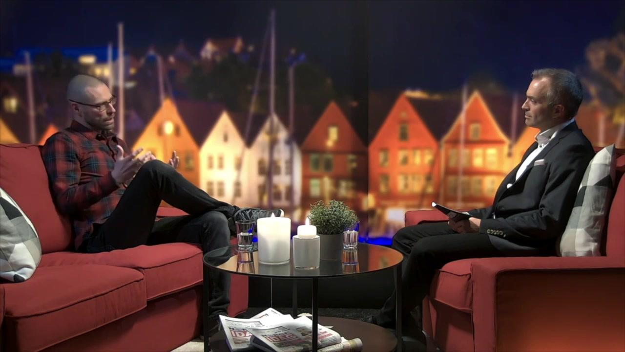 Einar og Ella Helgaas