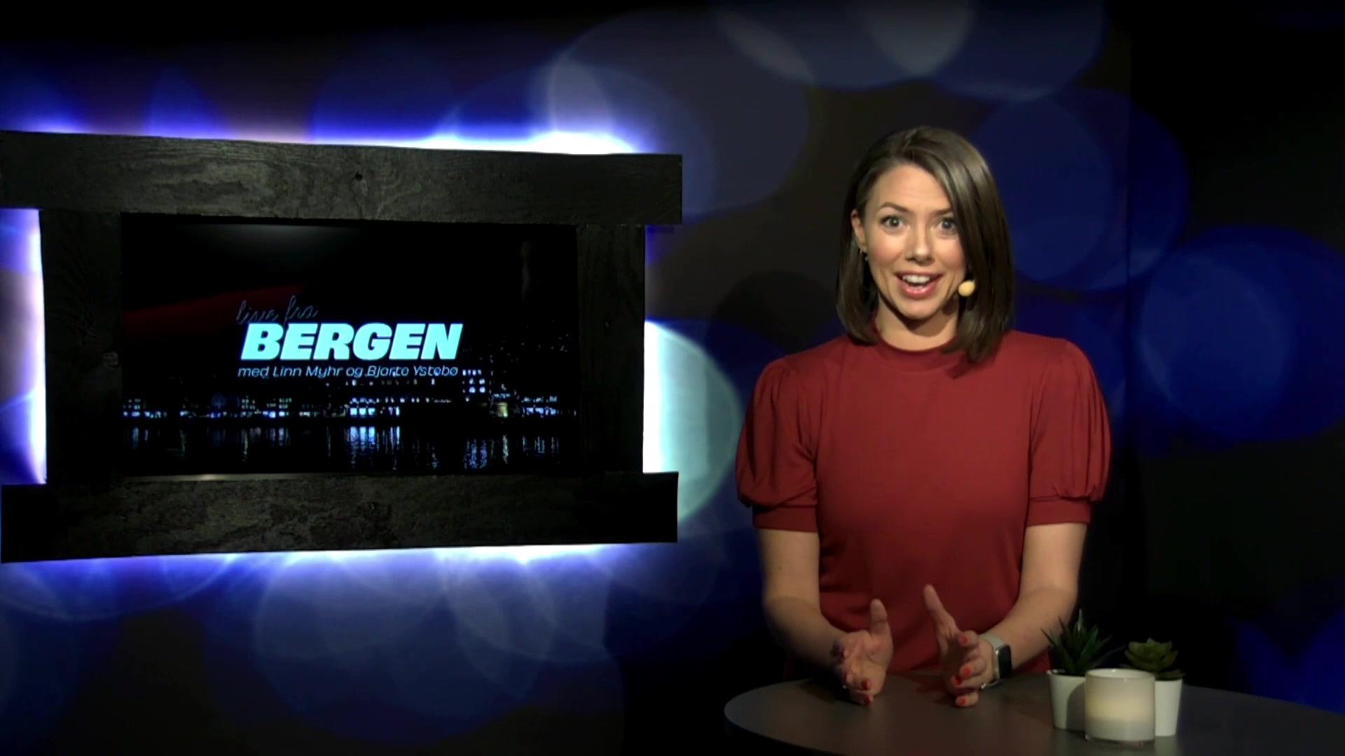 Live fra Bergen - Ep 3 - Andakt med Linn Myhr