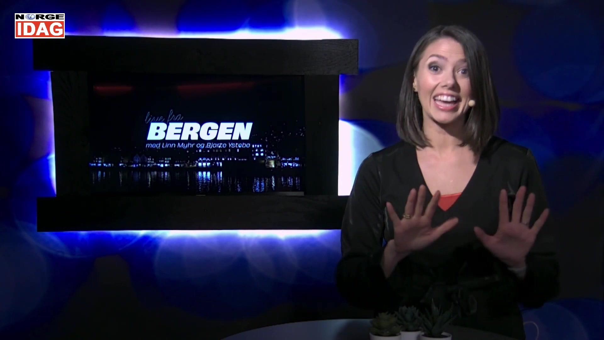 Live fra Bergen - Ep 5 - Andakt av Linn Myhr